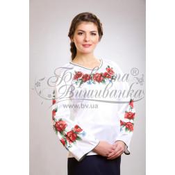 БЖ003кБннннh Комплект ниток ДМС до жіночої блузки – вишиванки
