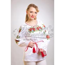 БЖ020кБннннb Комплект чеського бісеру Preciosa до жіночої вишиванки