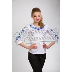 БЖ051кБннннb Комплект чеського бісеру Preciosa до жіночої вишиванки