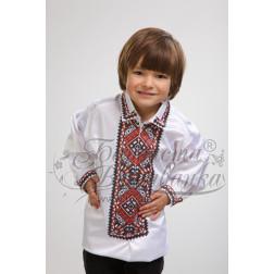 СД010кБ28ннb Комплект чеського бісеру Preciosa до дитячої сорочки, вишиванки на 3-5 років