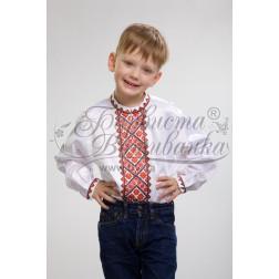 СД014кБ28ннb Комплект чеського бісеру Preciosa до дитячої сорочки, вишиванки на 3-5 років