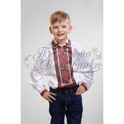 СД015кБ28ннh Комплект ниток ДМС до дитячої сорочки, вишиванки на 3-5 років