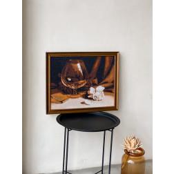КТ007ан5442 Келих і троянда