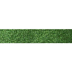 Madeira4052 Metallic Mouline malachite №4, 4-х жильні, спіраль 20 м.