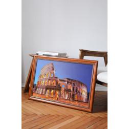 МТ019ан6443 Колосальний Колізей (Рим, центр міста)