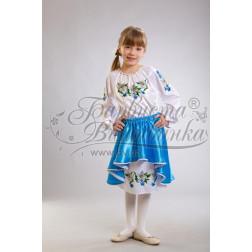 ПД006кБ40ннb Комплект чеського бісеру Preciosa до дитячого плаття - вишиванки