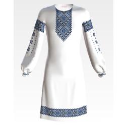 ПД049кБ40нн Заготовка для вишивання бісером дитячого плаття – вишиванки
