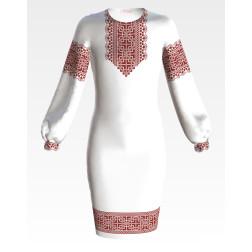 ПД050кБ40нн Заготовка для вишивання бісером дитячого плаття – вишиванки