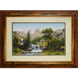 ПТ412кн6649 Гірська долина