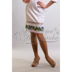СЖ007кБннннb Комплект чеського бісеру Preciosa до жіночої спідниці, вишиванки