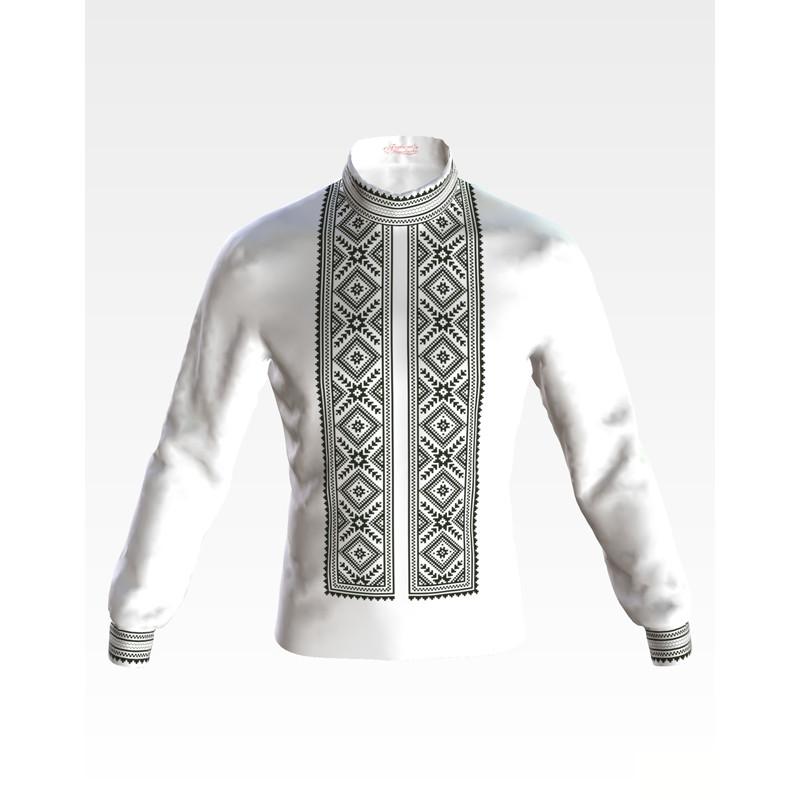 СЧ006кБннннh Комплект ниток DMC до чоловічої сорочки - вишиванки b90cc912311df