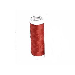 Нитка для бісеру TYTAN 80 червона 180 м, Ariadna 80-2522