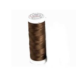 Нитка для бісеру TYTAN 80 коричнева 180 м, Ariadna 80-2602