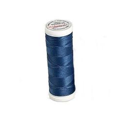Нитка для бісеру TYTAN 80 синя 180 м, Ariadna 80-2660
