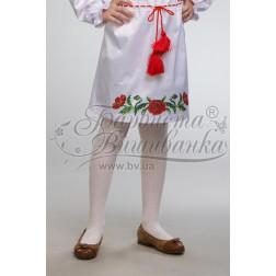 БС004кБ28ннb Комплект чеського бісеру Preciosa до дитячої спіднички-вишиванки на 3-5 років