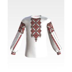БД044кБ28ннb Комплект чеського бісеру Preciosa до дитячої блузки-вишиванки на 3-5 років