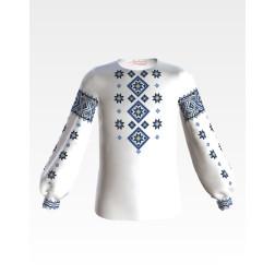 БД045кБ28ннb Комплект чеського бісеру Preciosa до дитячої блузки-вишиванки на 3-5 років