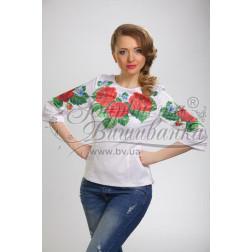 БЖ011кБннннb Комплект чеського бісеру Preciosa до жіночої вишиванки