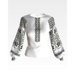 Заготовка жіночої вишиванки Сокальська старовинна для вишивки бісером БЖ134кБнннн
