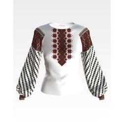 Заготовка жіночої вишиванки Мамине благословення для вишивки бісером БЖ136кБнннн