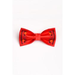 Метелик для хлопчиків вишитий машинною вишивкою хрестиком ХМ004пР1106_041