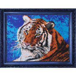 """Набір для вишивання бісером  """"Тигр"""" Butterfly-553"""