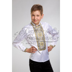 СД001кБ28ннb Комплект чеського бісеру Preciosa до дитячої сорочки, вишиванки на 3-5 років