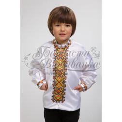 Комплект чеського бісеру Preciosa до дитячої сорочки, вишиванки на 3-5 років СД003дБ28ннb