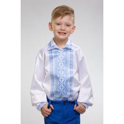 Заготовка дитячої сорочки на 1-3 років Мамина ніжність для вишивки бісером СД005кБ28нн
