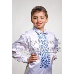 Комплект чеського бісеру Preciosa до дитячої сорочки, вишиванки на 3-5 років СД007дБ28ннb