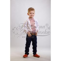Комплект чеського бісеру Preciosa до дитячої сорочки, вишиванки на 3-5 років СД009дБ28ннb