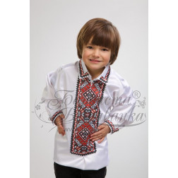 СД010кБ28ннh Комплект ниток ДМС до дитячої сорочки, вишиванки на 3-5 років