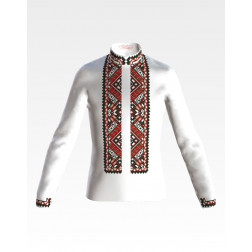 Заготовка дитячої сорочки на 4-7 років для вишивки бісером і нитками Барвиста Вишиванка Поділля СД010дБ34нн