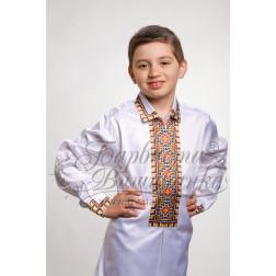 СД011кБ28ннb Комплект чеського бісеру Preciosa до дитячої сорочки, вишиванки на 3-5 років