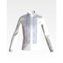Заготовка дитячої сорочки на 4-7 років для вишивки бісером і нитками Барвиста Вишиванка Ніжність СД027дБ34нн