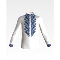 Заготовка дитячої сорочки на 1-3 років для вишивки бісером і нитками Барвиста Вишиванка Берегиня СД037дБ28нн