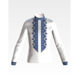Заготовка дитячої сорочки на 4-7 років для вишивки бісером і нитками Барвиста Вишиванка Берегиня СД037дБ34нн