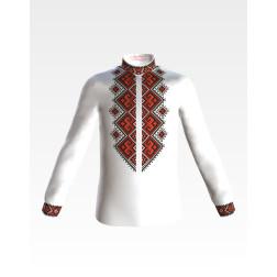 Заготовка дитячої сорочки на 1-3 років для вишивки бісером і нитками Барвиста Вишиванка Берегиня СД050дБ28нн