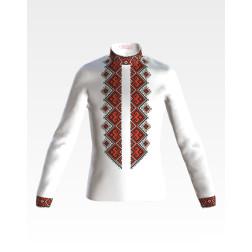 Заготовка дитячої сорочки на 4-7 років для вишивки бісером і нитками Барвиста Вишиванка Берегиня СД050дБ34нн