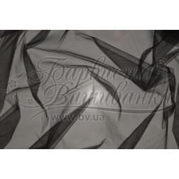 Вуаль з силіконовим покриттям, 150 см, (100% поліестру). ФА117пЧнн75