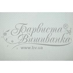 Aida 14 ct Біла (54кл.) Білорусія, 150 см, (100% бавовна) ФА134хБ1475