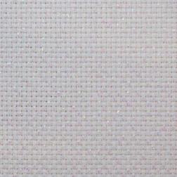 Zweigart 3706/4149 Star-Aida 14 ct (54кл.), 110 см, (88% бавовна, 12% поліестр), вартість вказано за 0,55 м.пог. ФА333хП1455