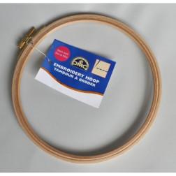 П'яльця дерев'яні MK0024/10 DMC, d 12.5/5 РУ064бК1212