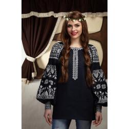Пошита жіноча вишиванка БОХО для вишивання нитками Мрія ЖЕ002лУ4201_217_001