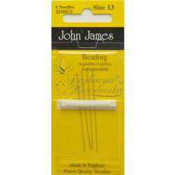 Beading - Набір довгих голок для вишивки бісером 13 розміру JJ10513
