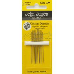 Cotton Darners - Штопальні Вишивальні Голки  (Розмір - 3/9) JJ14539