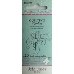 Quilting - Набір голок для квілтінгу (Розмір 7/10) JJCC009