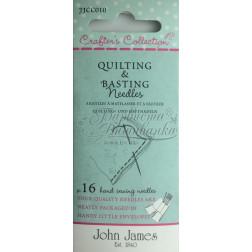Quilting & Basting - Набір голок для квілтінгу і бастінгу JJCC010