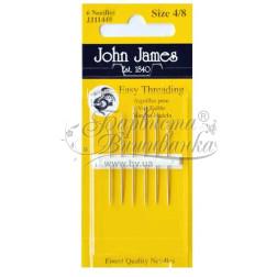 Easy Threading- Набір голок для шиття (Розмір 4/8) JJ11448E
