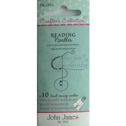 Beading - Набір голок для бісероплетіння JJCC015